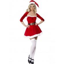 Dámský kostým Sexy Santa I