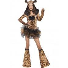 Dámský kostým Sexy tygr