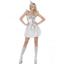 Dámský kostým Sexy Tin woman