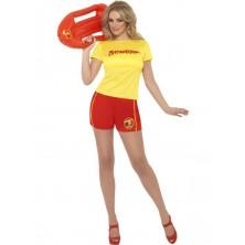 Dámský kostým Baywatch Lifeguard