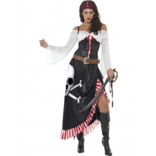 Dámský kostým Smyslná pirátka
