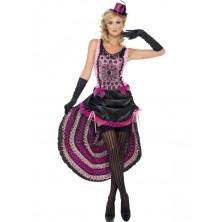Dámský kostým Burlesque Beauty
