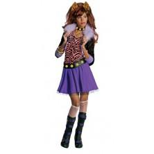 Dívčí kostým Clawdeen Wolf Monster High