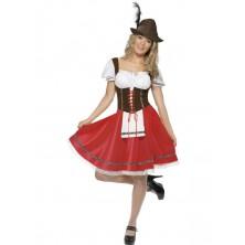 Dámský kostým Bavorské děvče