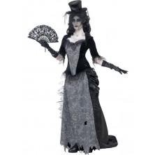 Dámský kostým Duch černé vdovy