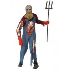 Pánský kostým Zombie venkovan