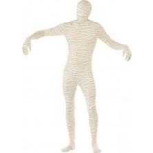 Celotělový overal Mumie