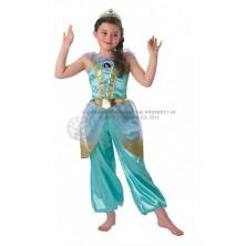 Dívčí kostým Jasmína glitter