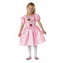 Dívčí kostým Minie Mouse růžová