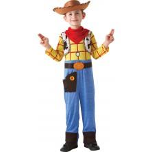 Dětský kostým Woody Toy Story deluxe