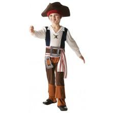 Dětský kostým Jack Sparrow Piráti z Karibiku