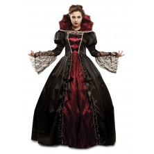 Kostým Vampírka deluxe