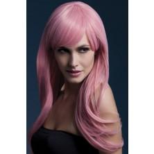 Dámská paruka Sienna pastelová růžová