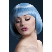 Dámská paruka Mia pastelová modrá