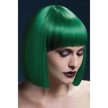 Dámská paruka Lola zelená