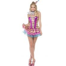 Dámský kostým Harlequin