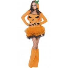 Dámský kostým Sexy dýně