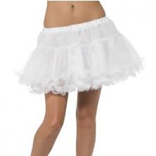 Dívčí spodnička bílá