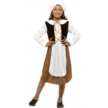 Dětský kostým Tudor girl