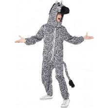 Kostým Zebra pro dospělé
