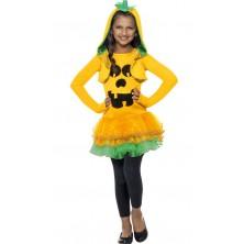 Dětský kostým Dýně pro holky