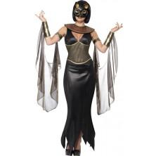 Dámský kostým Temná kočka bohyně