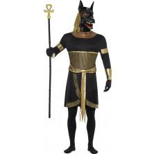 Pánský kostým Anubisův šakal