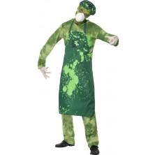 Pánský kostým Biohazard
