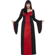 Dámský kostým Temná svůdkyně
