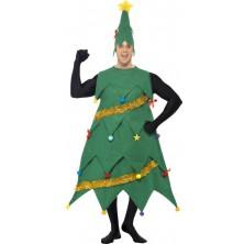 Pánský kostým Vánoční stromeček deluxe