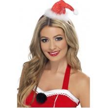 Klobouk Mini Santa