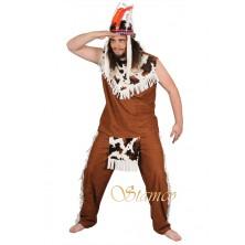 Kostým indián-apač