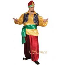 Pánský kostým Sultán