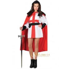 Dámský kostým Křižák žena