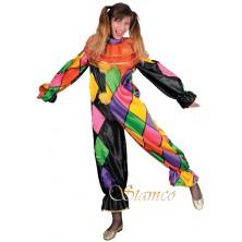 Dámský kostým Harlequin I