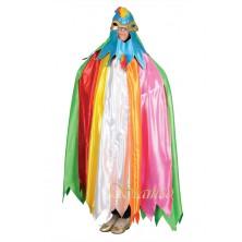Kostým Papoušek pro dospělé