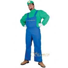 Pánský kostým Luigi