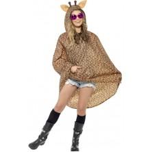 Dámská pláštěnka Žirafa