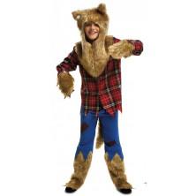 Dětský kostým Vlkodlak