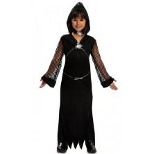 Dětský kostým Černá vdova