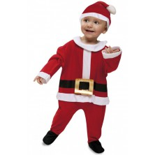 kostým Santa Claus miminko