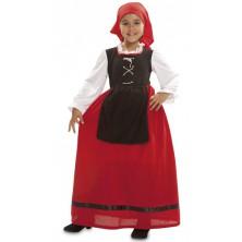 Dětský kostým Vesničanka