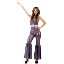Kostým Disco fialová