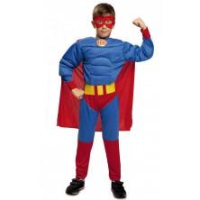 Dětský kostým svalnatý Superman