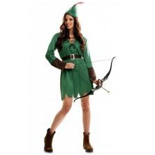 Kostým Sexy Robin Hood