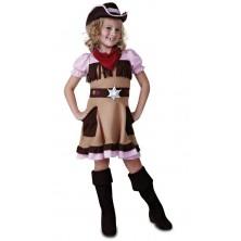 Dětský kostým Kovbojka