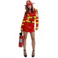 Kostým hasička