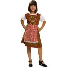 Dětský kostým Tyrolská dívka