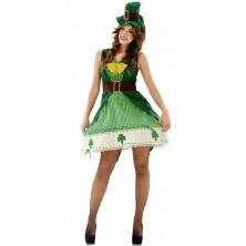 Kostým Irská dívka