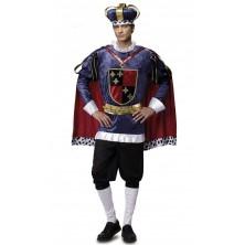 Kostým Král deluxe